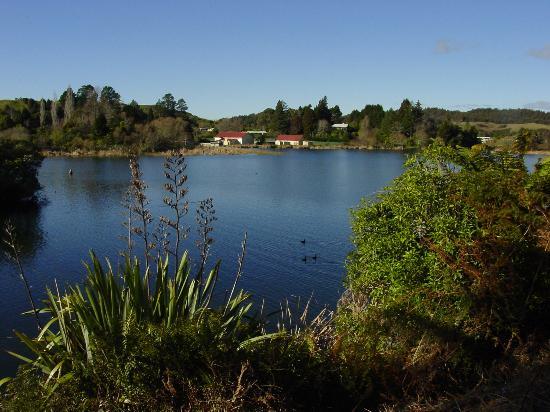 Ροτορούα, Νέα Ζηλανδία: Okawa Bay, Lake Rotoiti, Rotorua