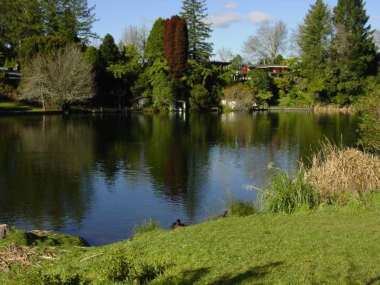 Ροτορούα, Νέα Ζηλανδία: Okere Falls, Lake Rotoiti, Rotorua