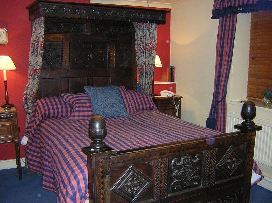 The Bay Tree Hotel: Master bedroom - Old Justice