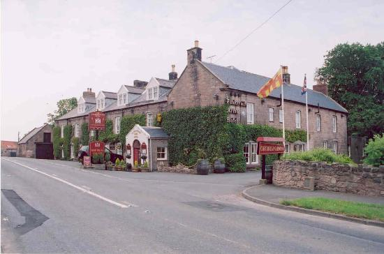 Tankerville Arms Hotel Wooler: Tankerville Arms Hotel