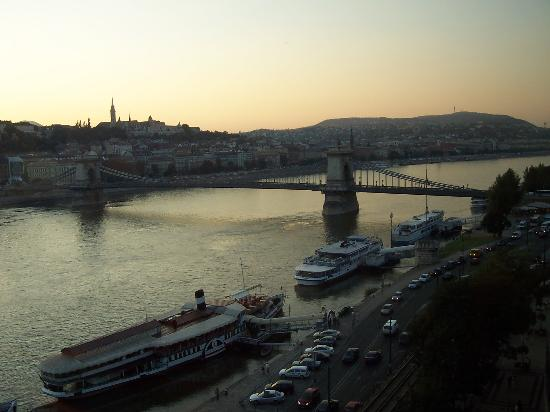 InterContinental Budapest : View from our window