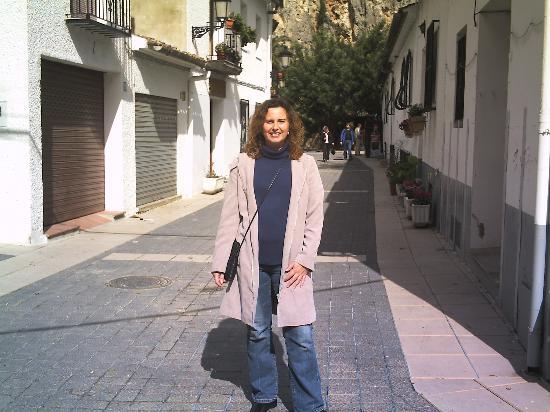 Apartamentos Les Dunes Suites: me in Guadalest nr Benidorm - 2006
