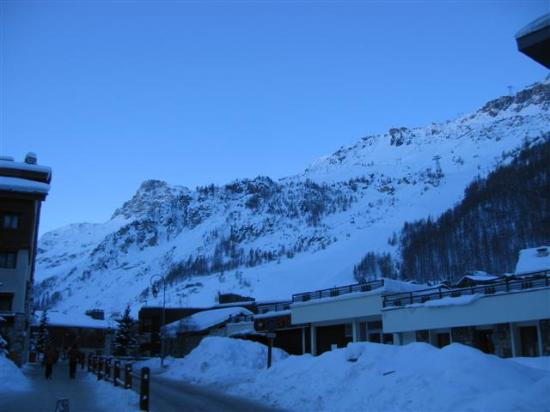 Hotel les Cretes Blanches Photo