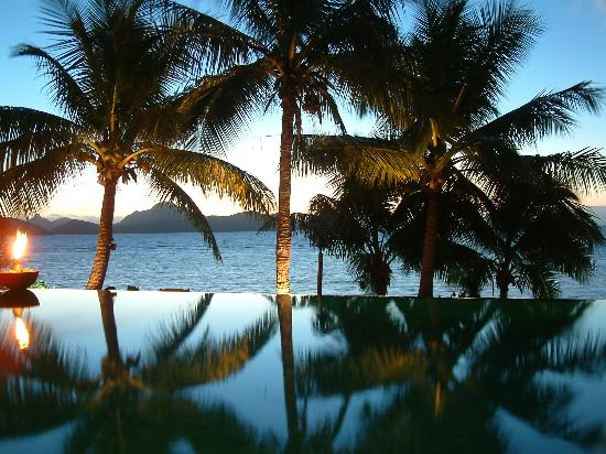 Tokoriki Island Resort: Infinity Pool
