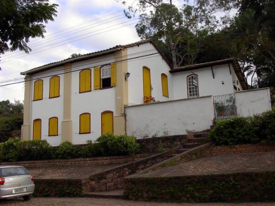 Pousada Casa Da Geleia: Main House
