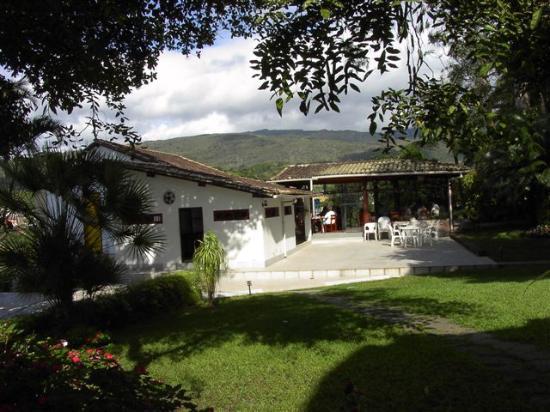 Pousada Casa Da Geleia: Breakfest area