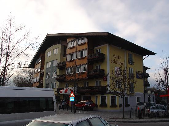 Hotel Der Schutthof: the hotel