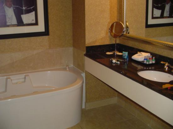 Planet Hollywood Resort & Casino: The Bathroom