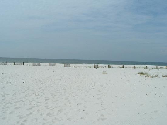 Gulf Shores, AL: Getting closer!