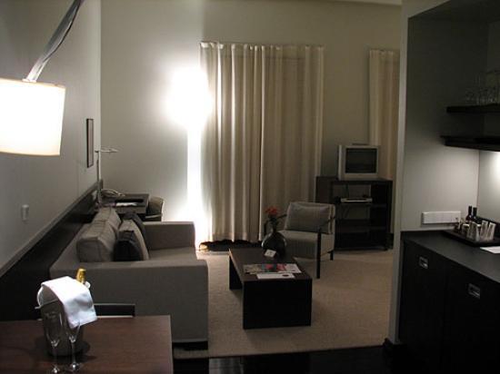 Hotel Bergs studio suite