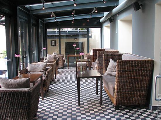 Hotel Bergs restaurant