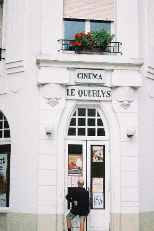 Midi-Pyrenees, France: A beautiful little cinema in a French village - showing first run movies