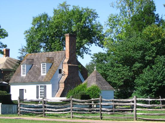 Colonial Williamsburg Foto