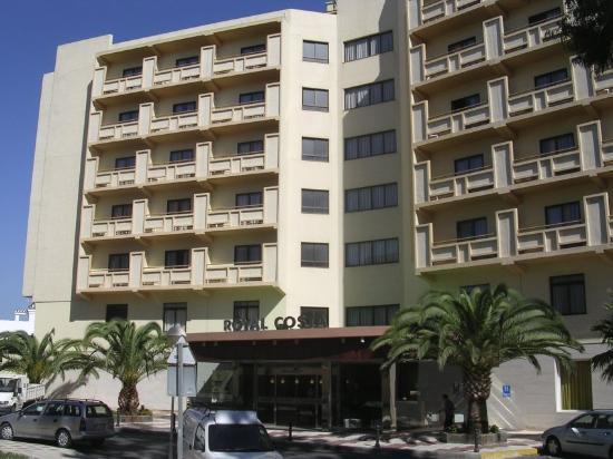 Royal Costa Hotel: Entrée hotel