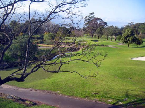 Comfort Inn West Ryde: More of that golf course