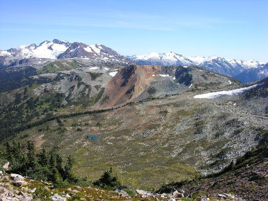 Whistler Görüntüsü