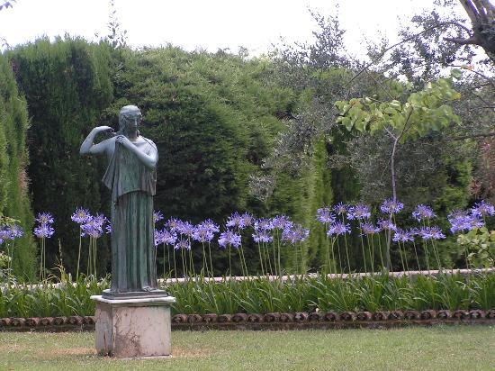 Villa Cimbrone Gardens Aufnahme