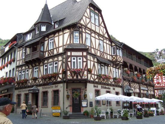 Hotel Restaurant Altkolnischer Hof Bacharach