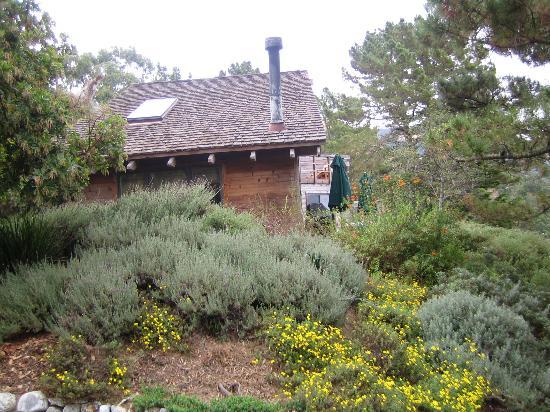 Post Ranch Inn: south coast house.      sigh.