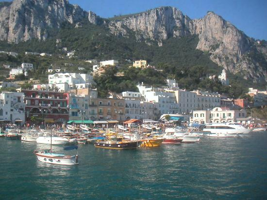 Island Of Capri Italy 2007 Picture Of Capri Island Of