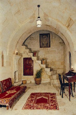 Esbelli Evi Cave Hotel Bild