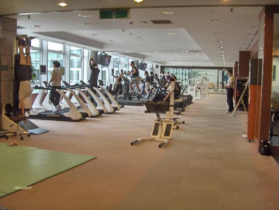 InterContinental Seoul COEX: Fitness Centre