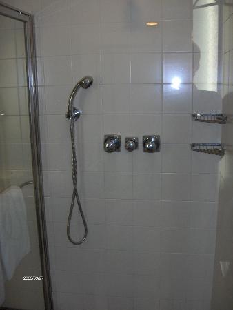InterContinental Seoul COEX: Shower cabin