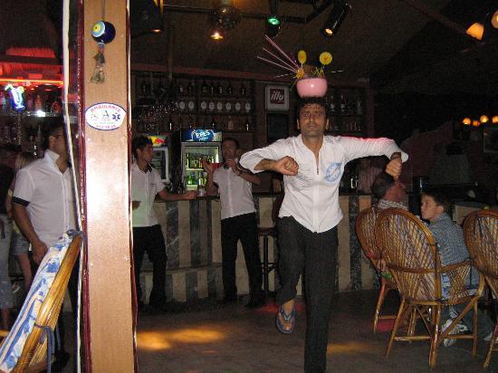 Fantasia Hotel De Luxe Marmaris: Dreamboys fun night