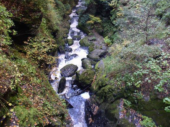 Bushkill, Pennsylvanie : Falls