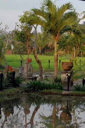 The Chedi Club Tanah Gajah, Ubud, Bali – a GHM hotel: The grounds