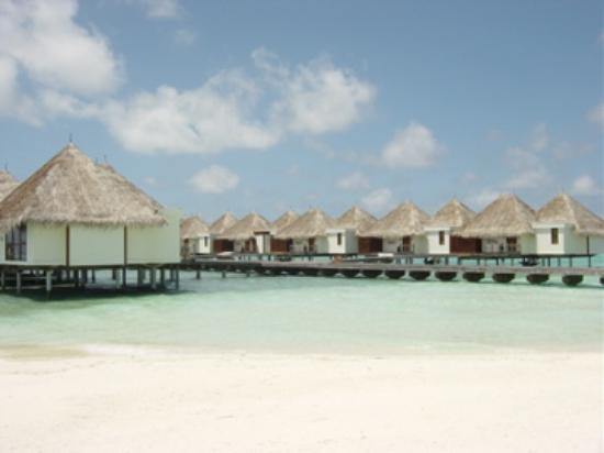 فور سيزونز ريزورت المالديف في كودا هورا: Water Bungalows