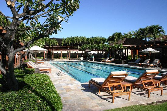 Four Seasons Resort Hualalai: Fitness Center lap pool