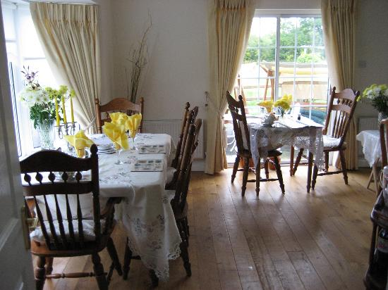 Acorn House: The Breakfast Room
