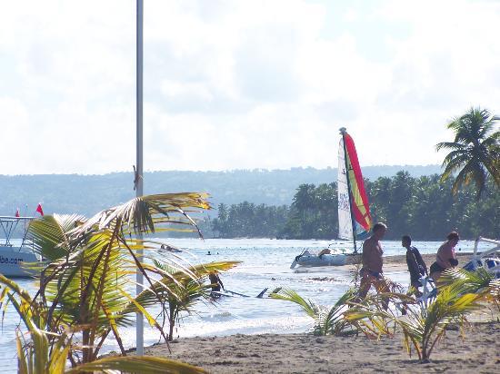 Рио-Сан-Хуан, Доминикана: Bahia Principe Beach