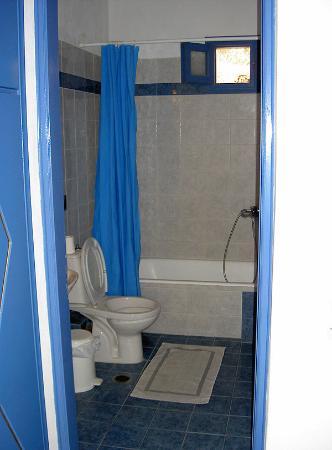 Scirocco Apartments: Bathroom