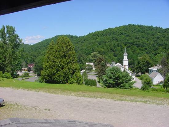 Dalem's Chalet: Town View