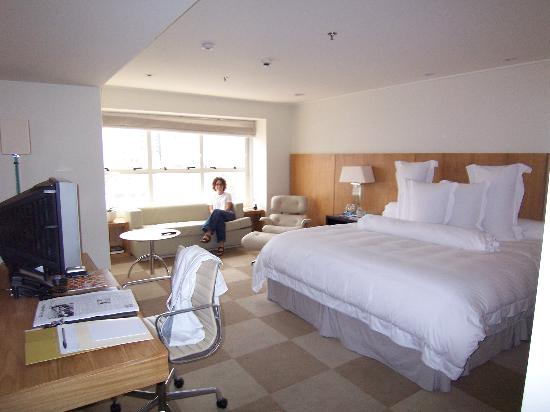 Emiliano Hotel: Standard room