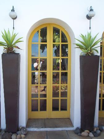 Casas Brancas Boutique Hotel & Spa: Building style
