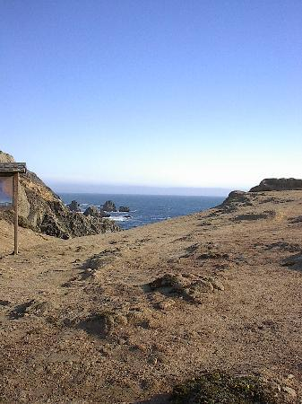 Bodega Bay, Kaliforniya: View of the Ocean
