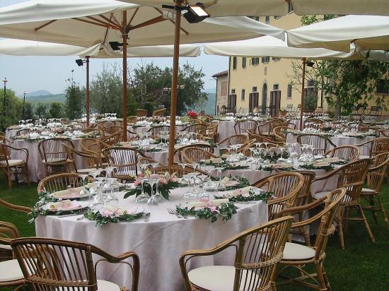 Relais Palazzo di Luglio: Wedding cermony
