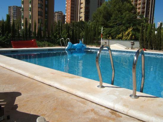 أبارتمينتوس بلايمار: View of pool