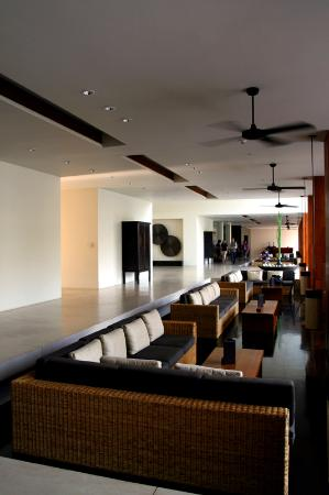 Anantara Chiang Mai Resort: The lobby