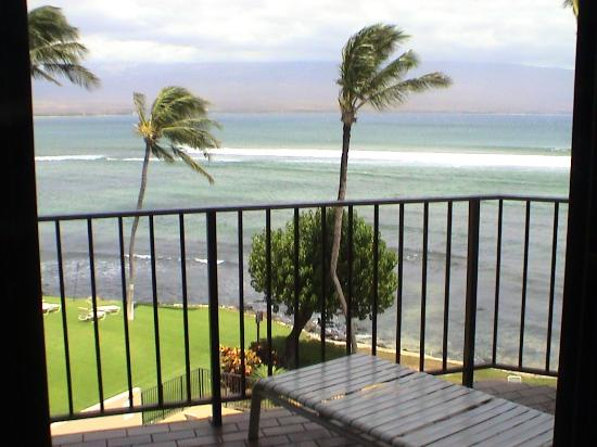 Milowai Resort: View off our lanai
