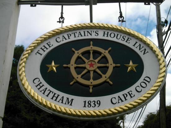 ‪كابتنز هاوس إن: Captains House Inn‬