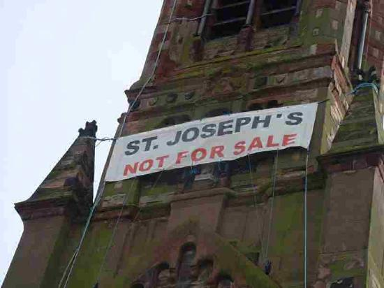 such a lovely building picture of st joseph 39 s catholic church belfast tripadvisor. Black Bedroom Furniture Sets. Home Design Ideas