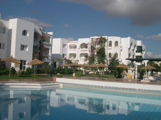 Dar Zakarya: l'hotel