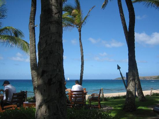 The Kapalua Villas Maui Beach Bar On