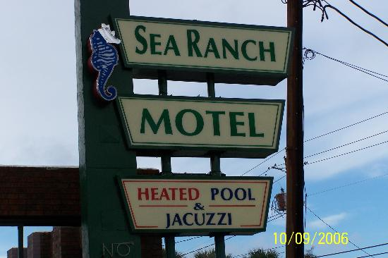 ‪‪Sea Ranch Motel‬: Welcome to the Sea Ranch‬