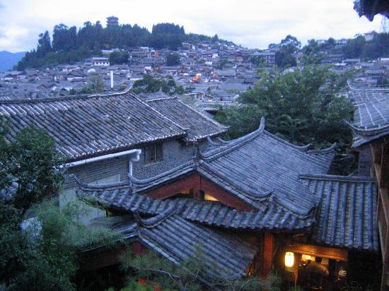 Zen Garden Hotel (Wuyi Yard): View from Zen Garden