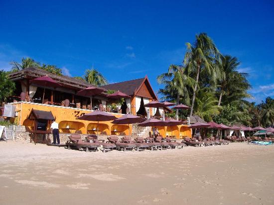 Zazen Boutique Resort & Spa: Zazen from beach